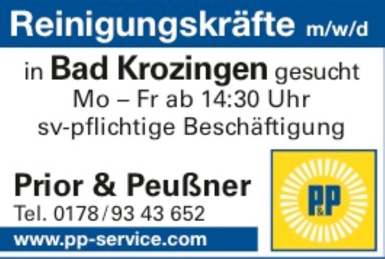 Prior & Peußner: