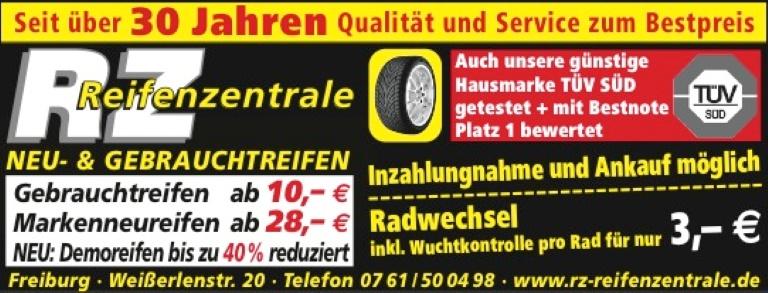 RZ Reifenzentrale
