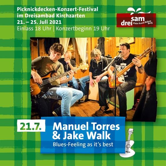 Picknickdecken-Konzert-Festival