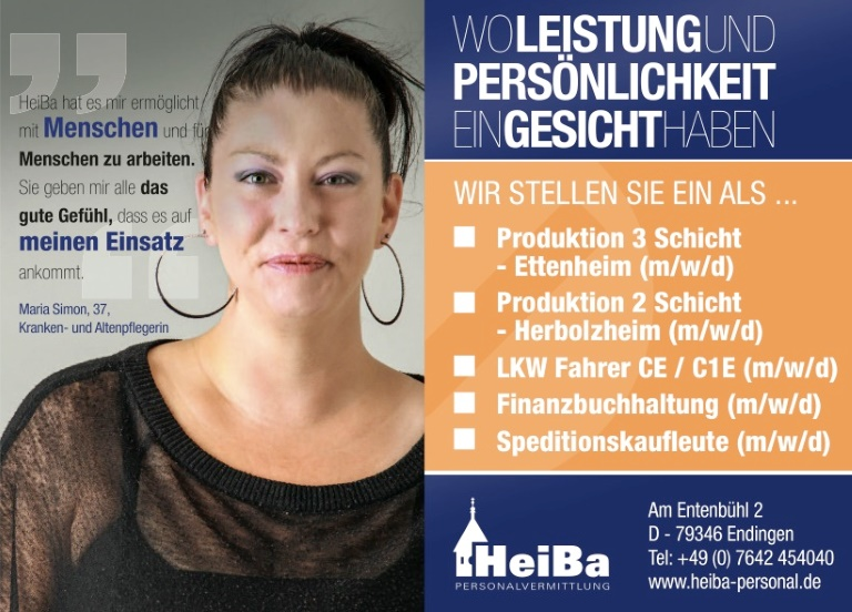 HeiBa Personalvermittlung
