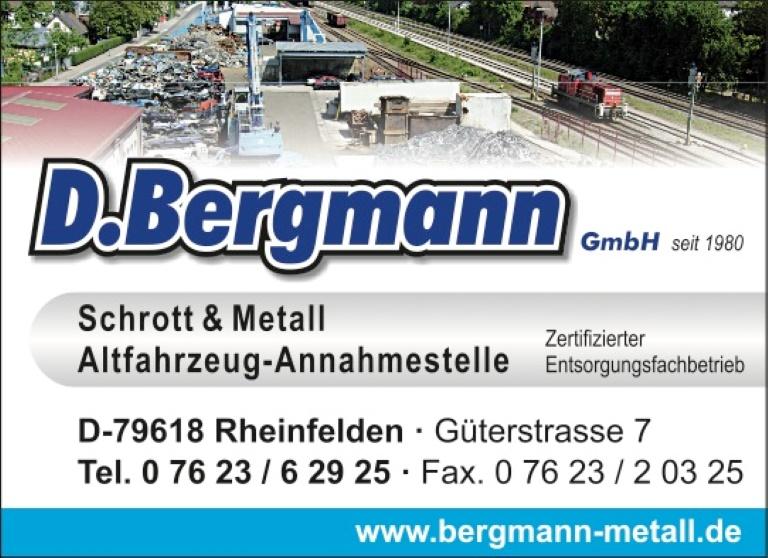 D.Bergmann GmbH, Rheinfelden