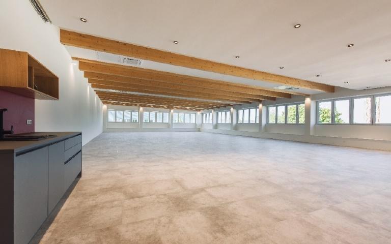 Hochwertige Büroflächen im Erstbezug