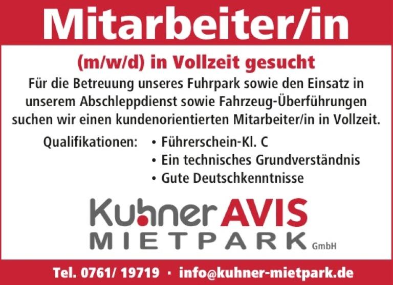 Kuhner Avis
