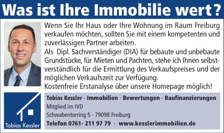 Tobias Kessler Immobilien, Frei- burg http://www.kesslerimmobilien.de