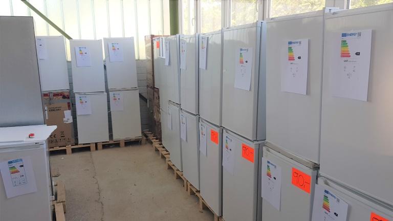B-Ware Abverkauf. Kühlschränke, Waschmaschinen uvm.