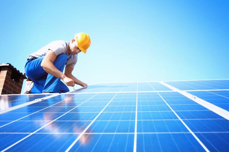 Quereinsteiger Photovoltaik-Montage (m/w/d)