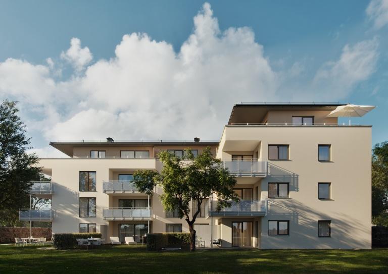Attraktive 4-Zimmer-Neubau-Wohnung mit Süd-Westbalkon in Bad Krozingen!