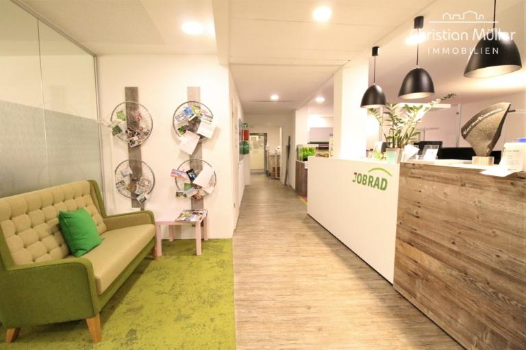 Top Lage! Büro mit ca. 768 m² im markanten & etablierten Gebäude AUGUSTINER 2 in Freiburg