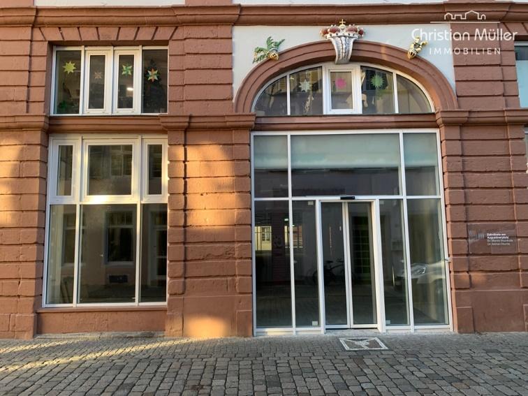 Einzelhandelsfläche im markanten & etablierten Gebäude AUGUSTINER 2 in Freiburg