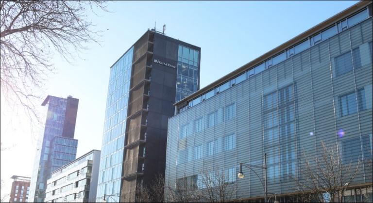 Freiburg-Bahnhofsgebäude: Bürofläche mit ca. 280 m² im 2. OG