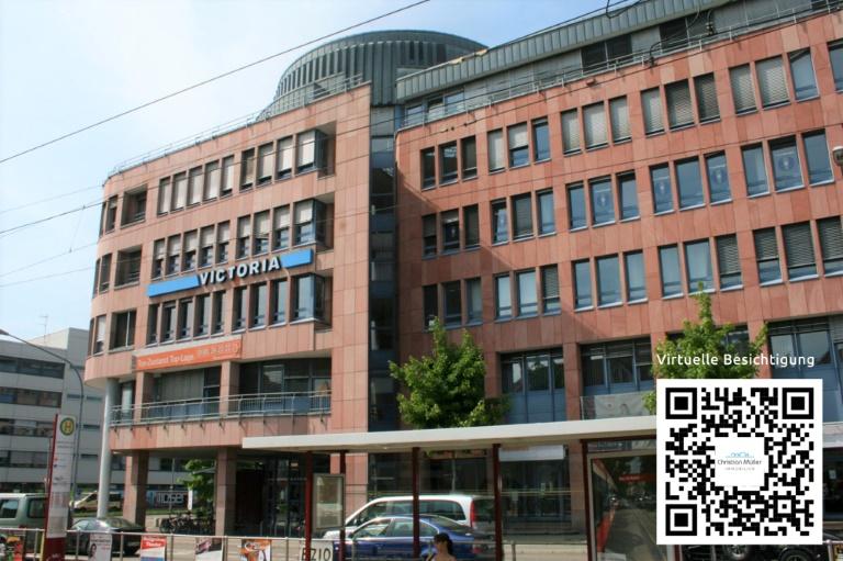 Büro-/Dienstleistungsgebäude<br/>an der Basler Straße:<br/>helle und gepflegte Büroräume <br/>mit ca. 350 m²
