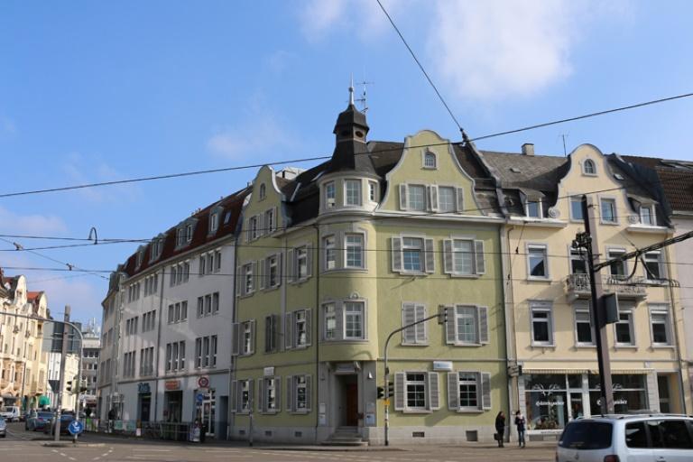 Freiburg<br/> - zentral gelegene Büroetage -<br/> - gegenüber der Johanneskirche -<br/>465m²