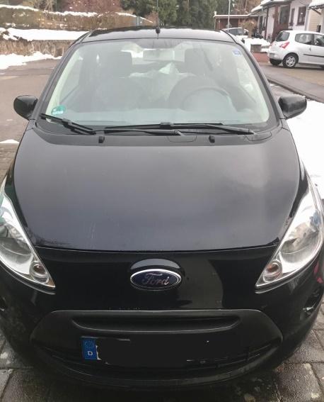 Ford Ka cool&sound edition
