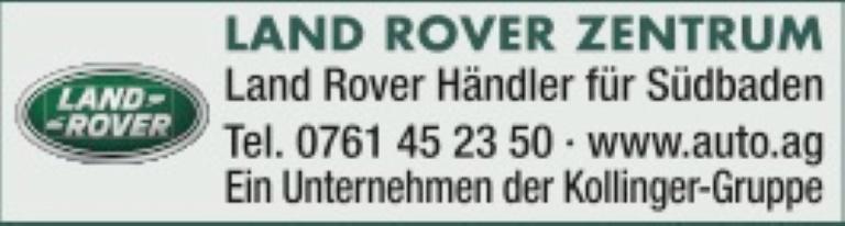 Autohaus Engelhard - Land Rover Zentrum Freiburg