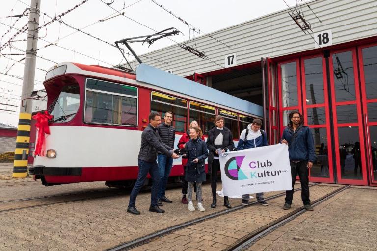 Verein sucht Fläche für Freiburger Straßenbahn und Kulturareal