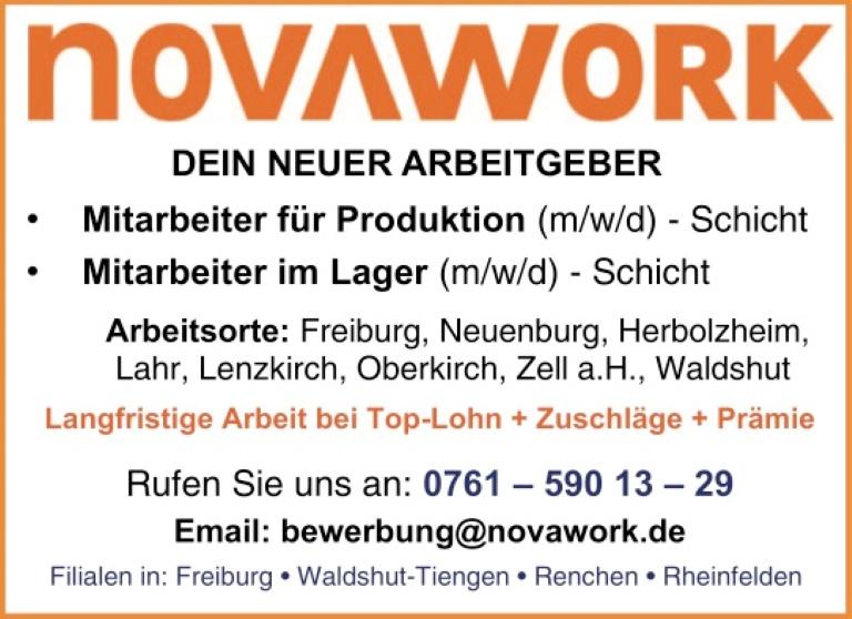 Novawork GmbH: