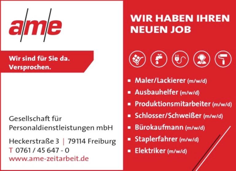 a/m/e GmbH,
