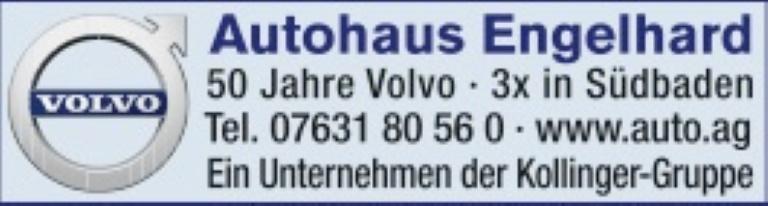 Autohaus Engelhard, 3x in Südbaden