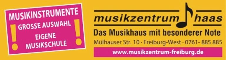 Musikzentrum Haas, Freiburg