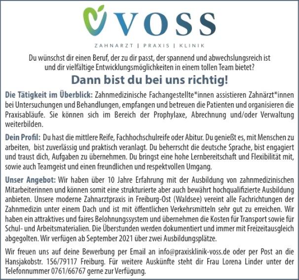 Praxisklinik Dr. Voss: