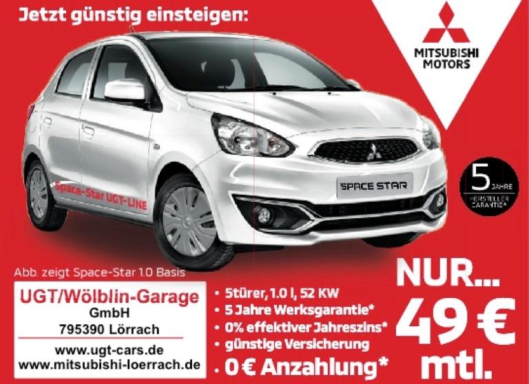 UGT / Wölblin-Garage, Lörrach