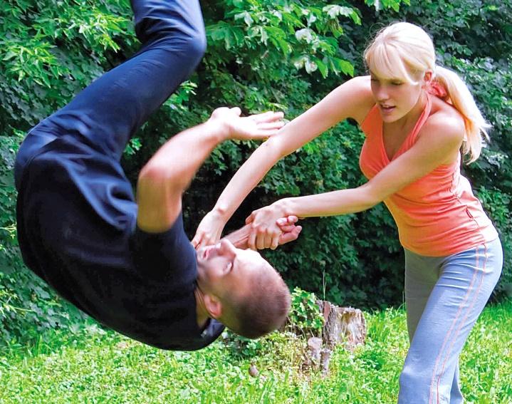 Jiu-Jitsu Selbstverteidigung