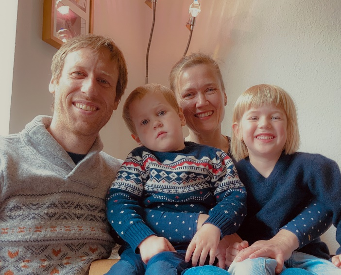 Kleine Familie sucht eine ruhig gelegene Wohnung in Freiburg