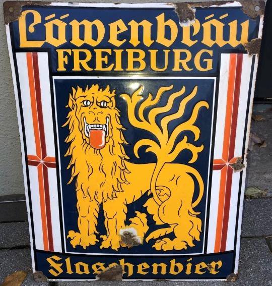 Suche alles zu Brauerei Feierling & Löwenbräu Freiburg