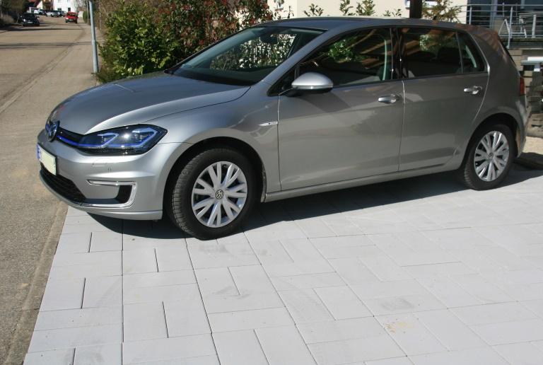VW e-Golf 37.200km 100kW