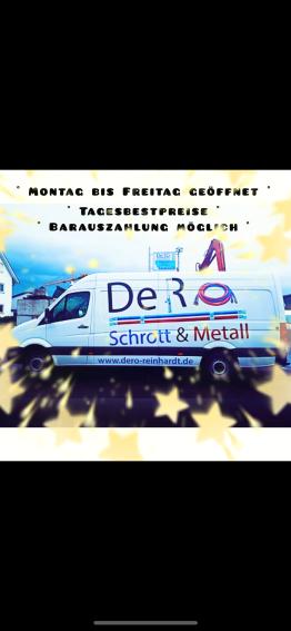 Metall&Schrott DeRo