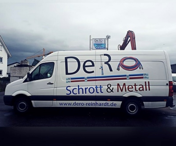 Schrott & Metalle Ankauf Denzlingen DeRo