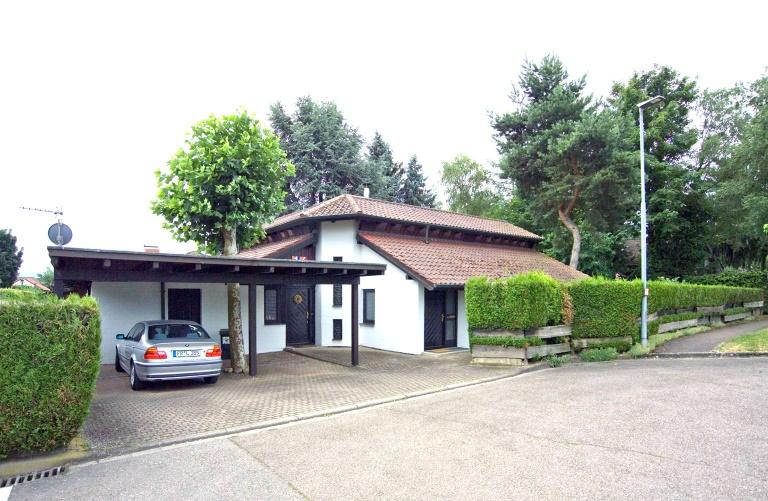 Bad Krozingen-Hausen, Villa