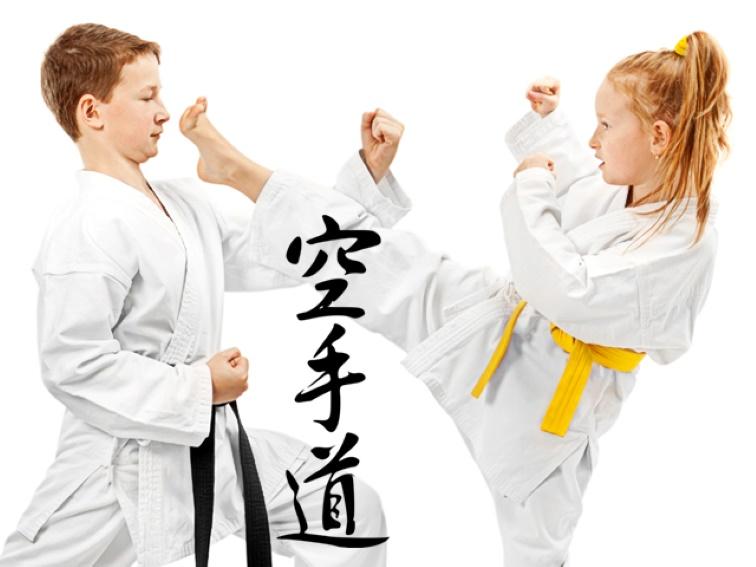 Kinder-Karate