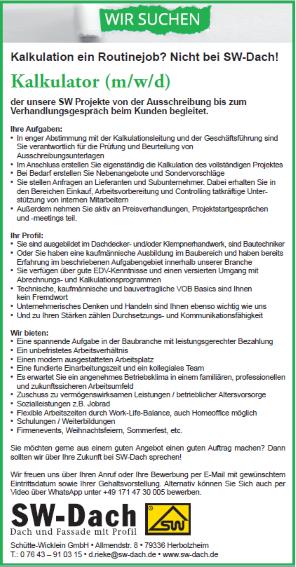 Schütte-Wicklein GmbH, Herbolzheim,